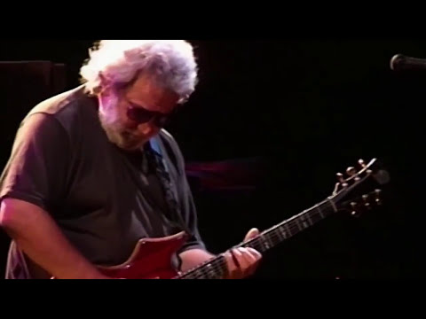 Grateful Dead - China Cat Sunflower → I know You Rider  1990