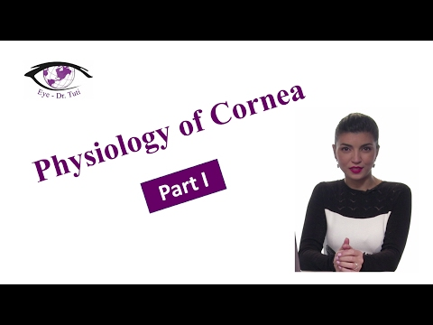 Physiology of Cornea, Part 1 of 3 / Eye - Dr. Tuti