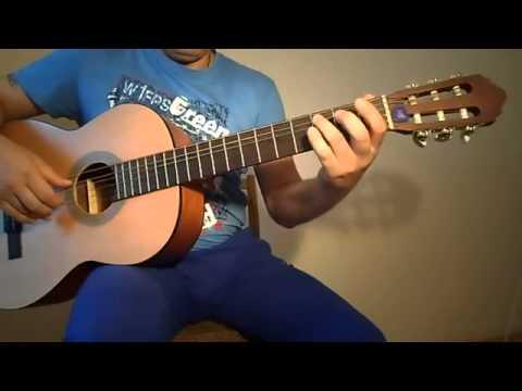Уроки гитары.Lilly Wood & The Prick and Robin Schulz Prayer In C