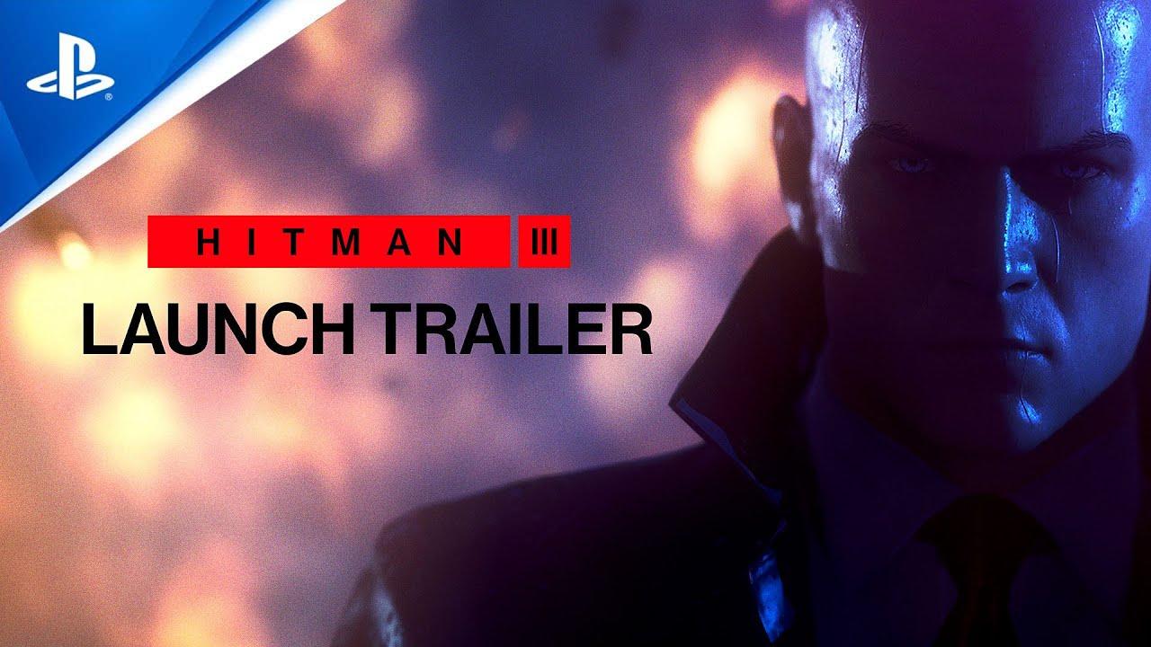 Hitman 3 | عرض الإطلاق| PS5, PS4, PSVR