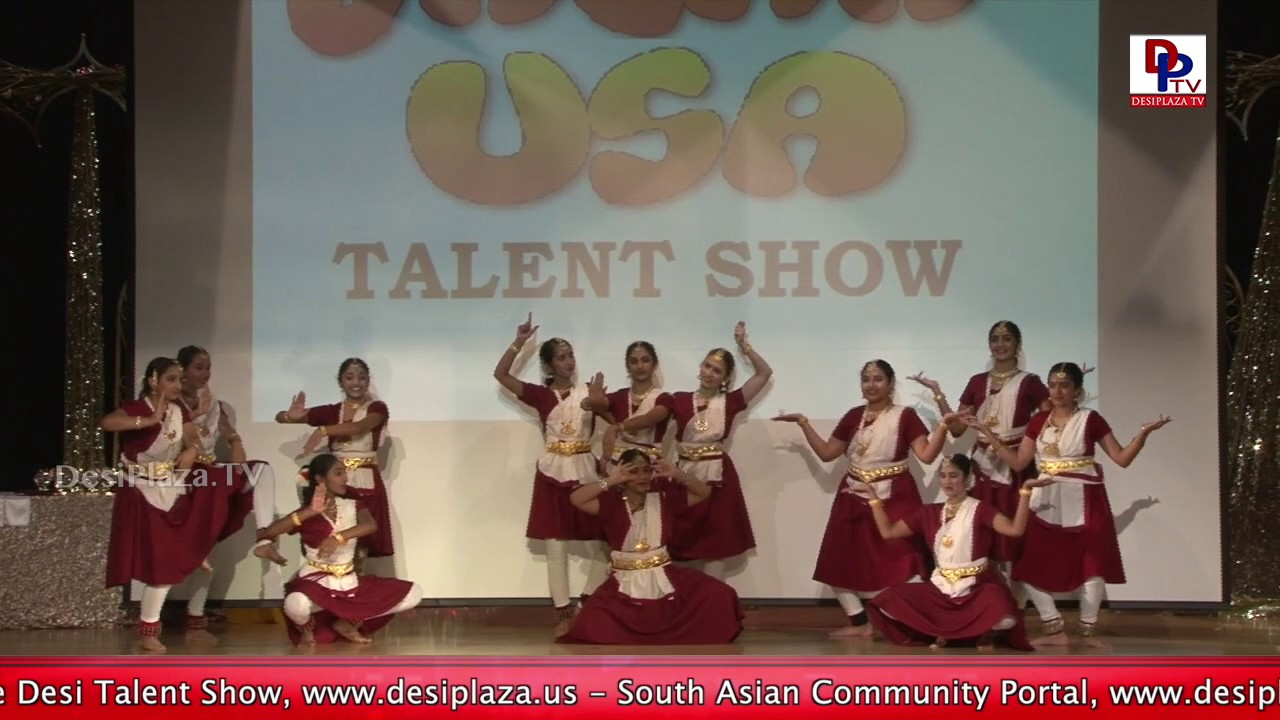 You will clap unknowingly for this stunning group dance performance at Bollywood Pageant 2017 | DPTV
