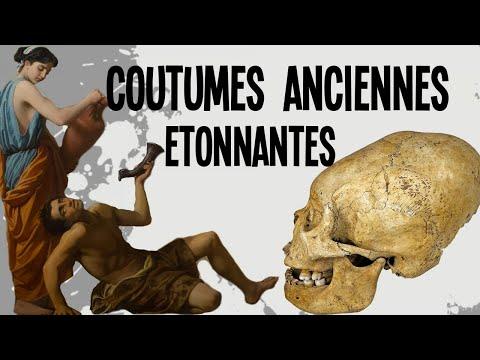 3 Amazing Ancient Customs - Nota Bene # 28