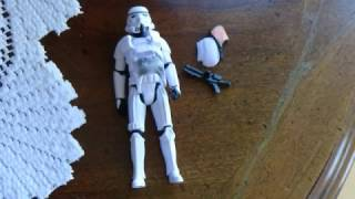 Storm Trooper Rogue One Toy - Unboxing and Corny Joke Video #29 - Professor Opentoys