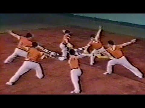 【武術】1976 集団刀術 / 【Wushu】1976 Daoshu (Group performance)