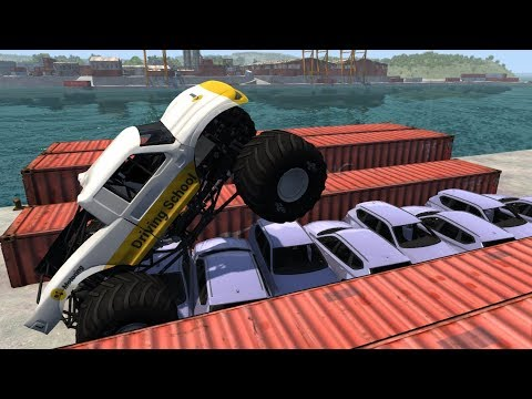 BeamNG.drive - HighDef's Stunt Show Academy