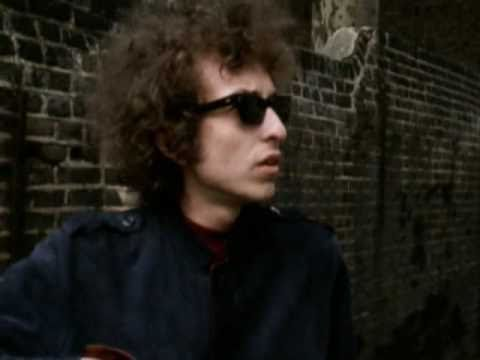 Funny video of Bob Dylan playing with words