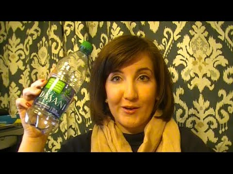 A Friday Rant - Why I Hate Dasani Water!