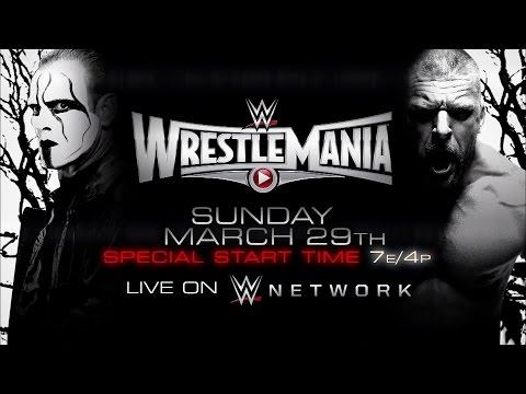 WrestleMania 31: Sting vs. Triple H Preview