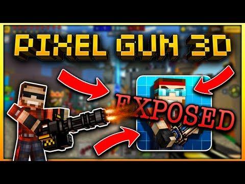 PIXEL GUN 3D EXPOSED!