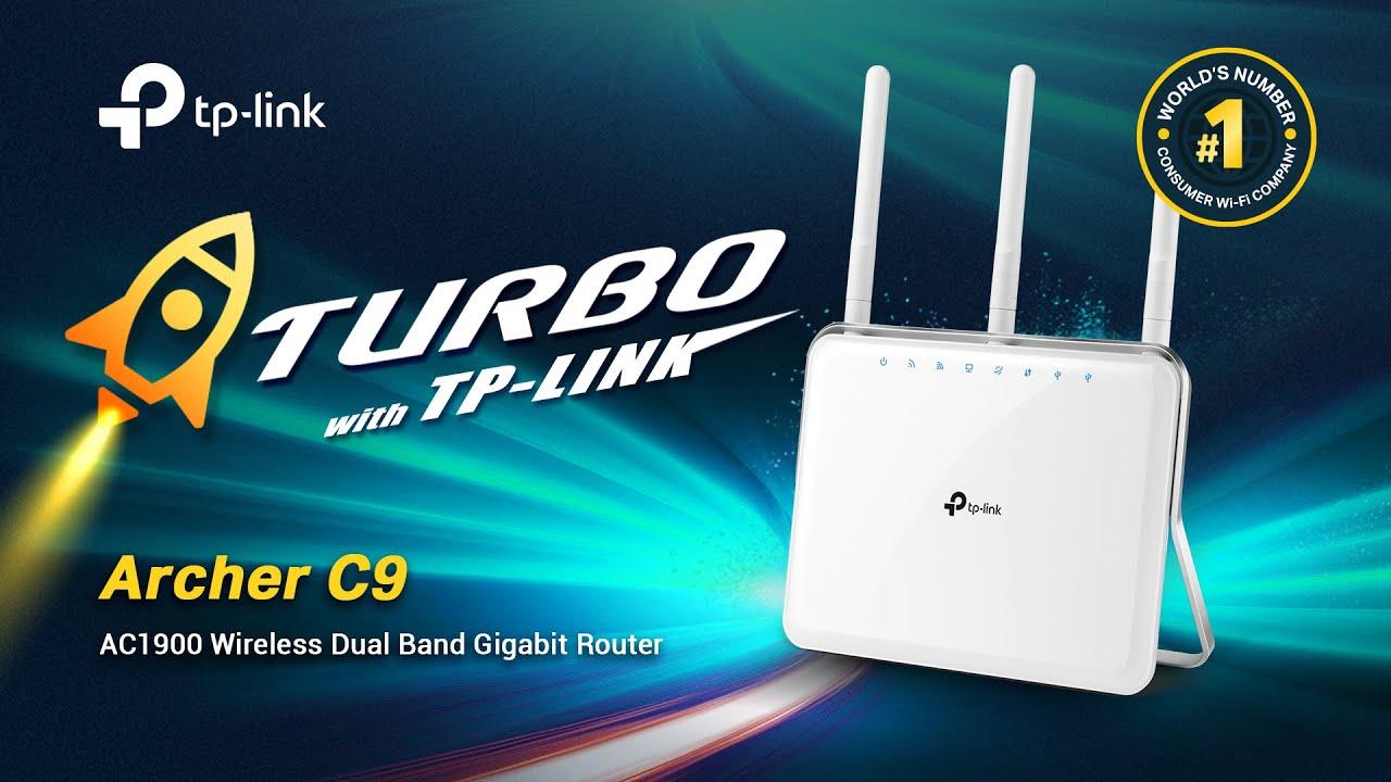 TP-Link Archer C9 AC1900 Wireless Router WiFi Speedtest