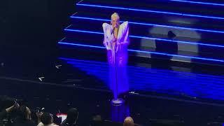 Christina Aguilera - Twice (Live in Boston)