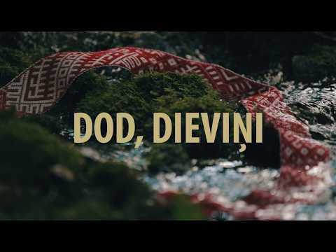 DOD, DIEVIŅI - Latvijas koncerttūre no 3.līdz 27.novembrim
