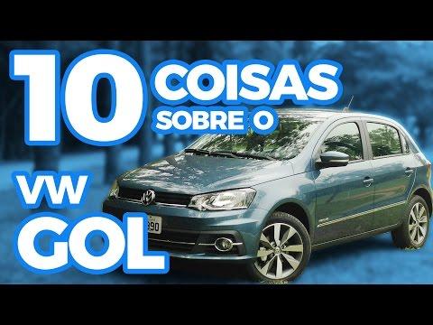 10 coisas sobre o Volkswagen Gol | iCarros