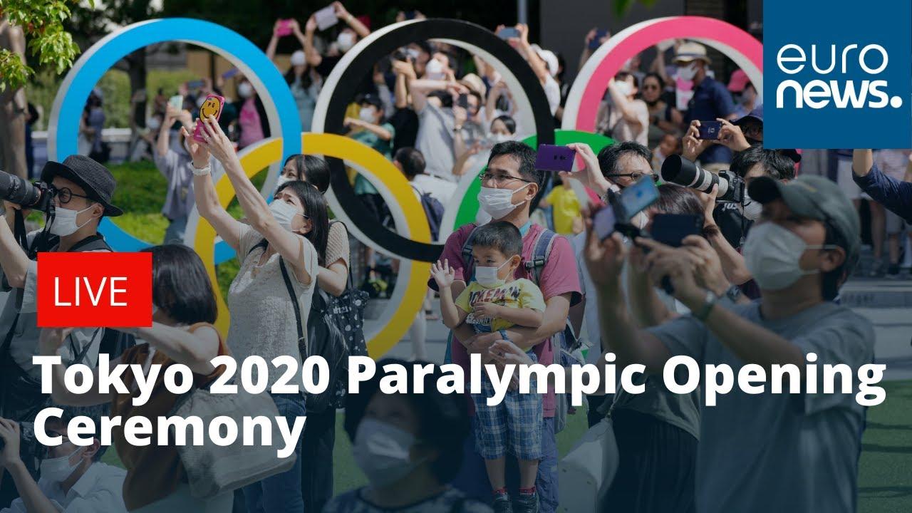 Tokyo Paralympics Opening Ceremony: Live Updates