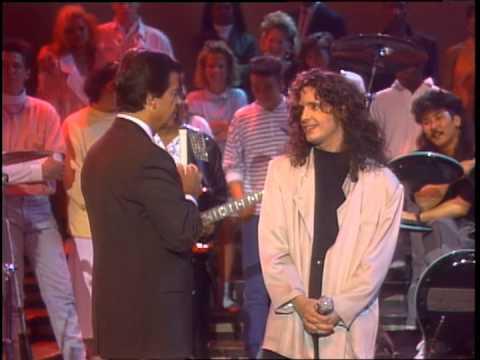 American Bandstand 1987- Interview Robbie Nevil