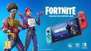 Fortnite Nintendo Switch Trailer Done Correctly