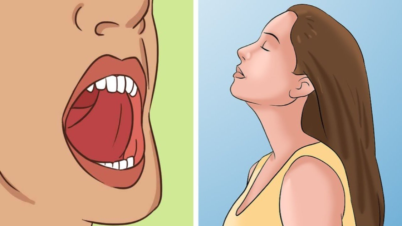 Why is it harmful to breathe with your mouth Breathing in the mouth: what does it say