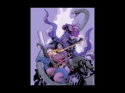 Comic Villains - Circe