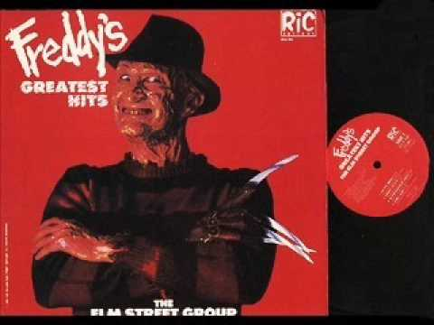 The Elm Street Group Ft Freddy Krueger  All I Have To Do Is Dream 1987