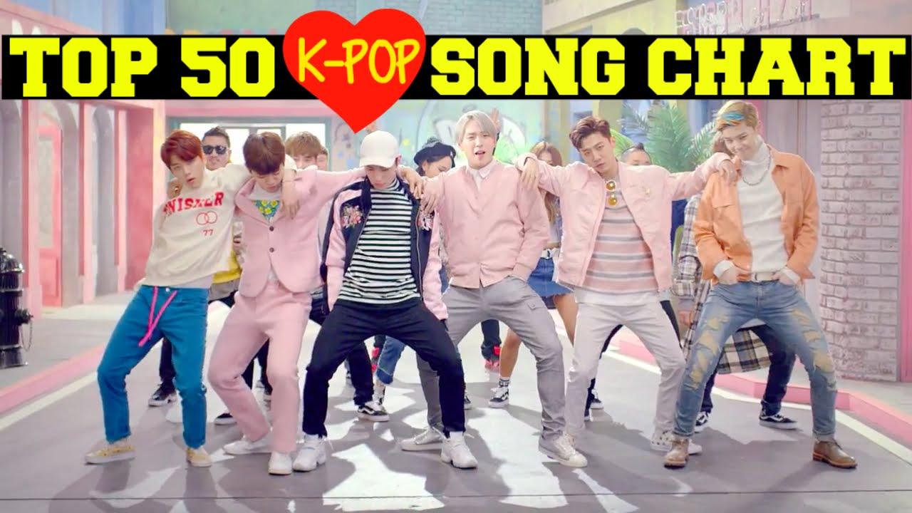 [TOP 50] K-POP SONGS CHART - FEBRUARY 2016 [WEEK 4]