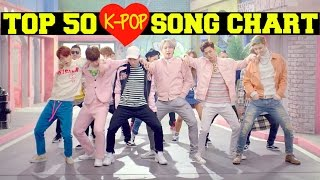 [TOP 50] K-POP SONGS CHART - FEBRUARY 2016 [WEEK 4]