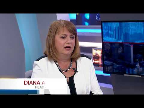 Diana Avigdor on BNN Business Day PM (31-AUG-17) Part 2 of 2