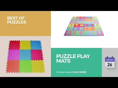 Puzzle Play Mats Best Of Puzzles