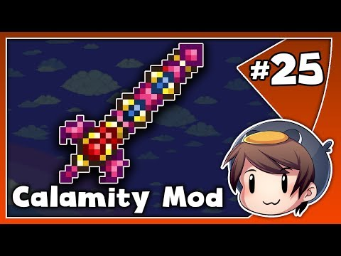 Ark of the Ancients!! // Calamity Expert Playthrough // Ep. 25 // Terraria 1.3.5