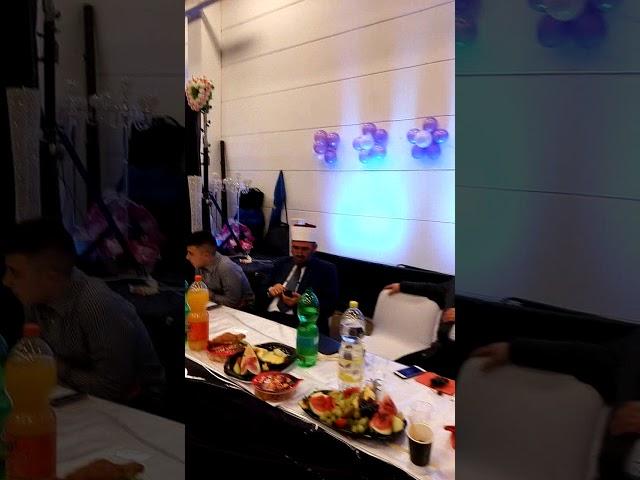Hazbi Therra e ngacmon dhandrin në dasëm islame ( new 2018 )