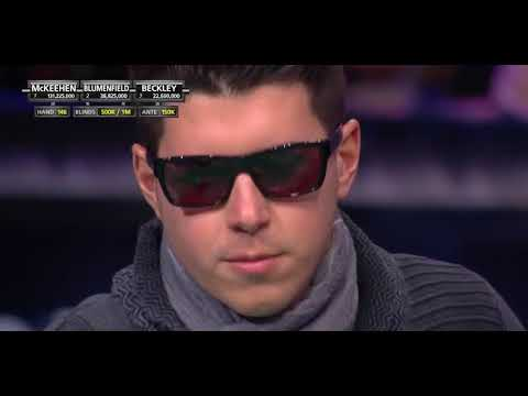 WSOP 2015 - Main Event FINAL TABLE, Day3. HD