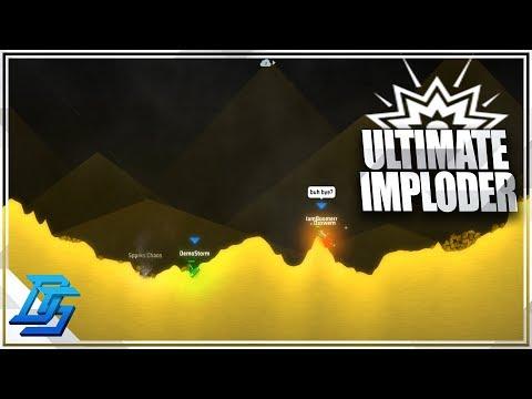 NEW WEAPON,  ULTIMATE IMPLODER LEVEL 100 WEAPON! - Shellshock Live (Multiplayer)