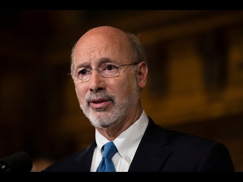 Asked about another debate, Gov. Wolf says