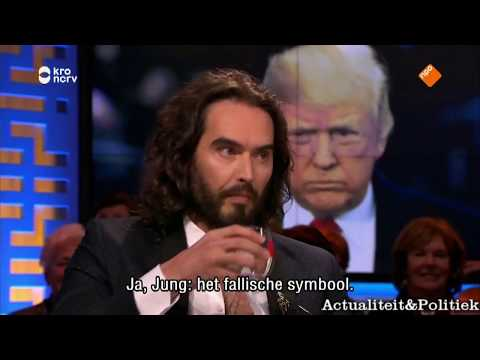 Russell Brand on Donald Trump after Florida School Shooting  Jinek