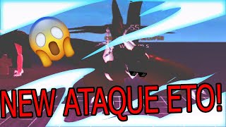 ROBLOX Ro-Ghoul: NEW ATTACK of the UPDATED ETO REVEALED! #NARUTO5K