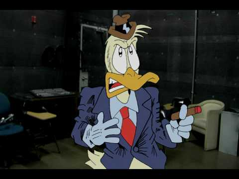 Shamelessly - Howard the Duck Rough Cut