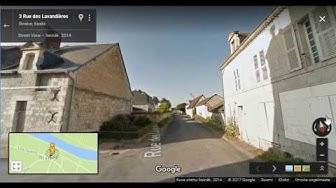 Google Maps: France