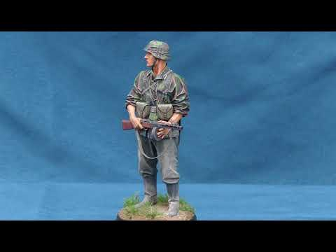 "Alpine Miniatures ""Grenadier"" Battle Of Kursk 1943 In 1/16 Scale"