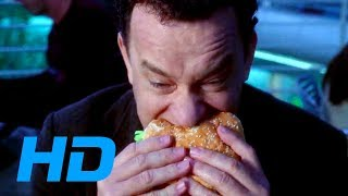 Quarters And Burger King Scene [The Terminal / 2004] - Movie Clip HD