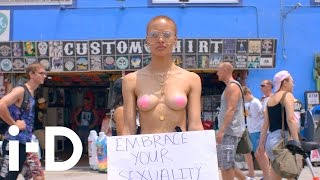 Exploring Sexual Equality and #FreeTheNipple with Adwoa Aboah