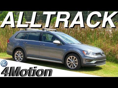 New 2017/2018 Volkswagen Golf Alltrack S 4Motion - In Depth Review | 1.8L Turbo - Charleston, SC