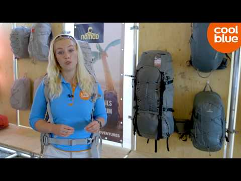 Nomad Sahara & Karoo Backpack Review (Nederlands)
