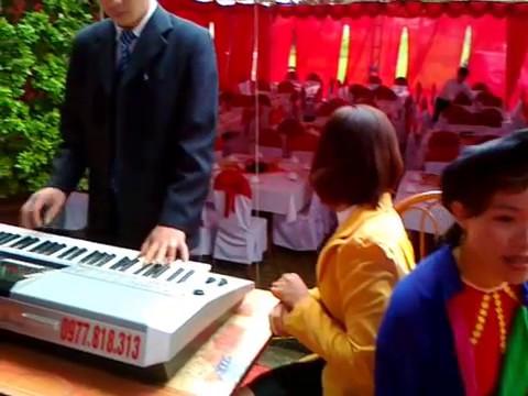 MC đám cưới Yên bái (Đám Bình+Phương)
