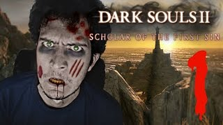 Rhexx Plays: Dark Souls 2: Scholar Of The First Sin - Episode 1