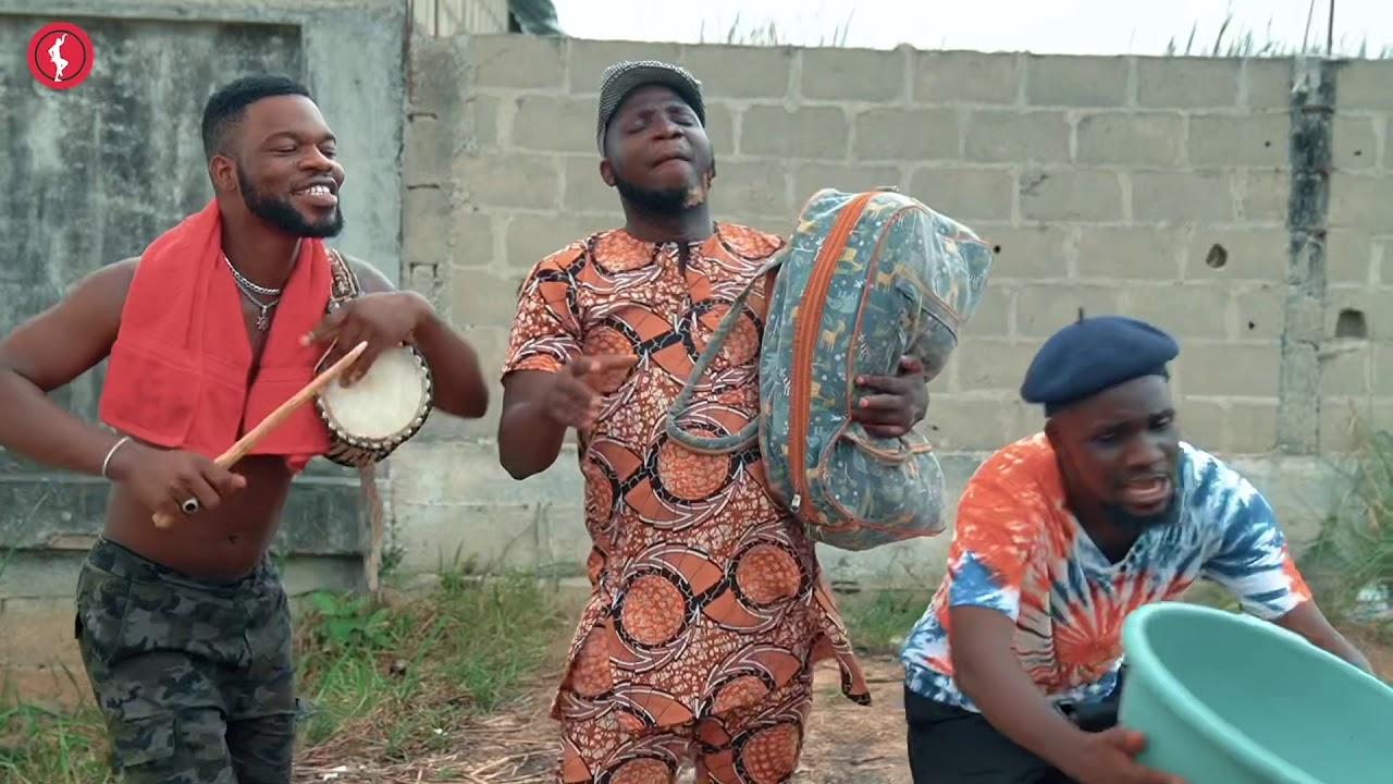 BRODASHAGGI AND HIS FRIENDS TURN BEGGARS #brodashaggi #oyahitme #comedy #laughs #nigeriacomedy