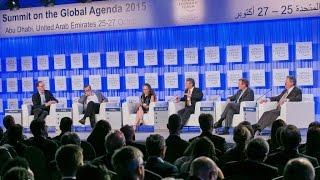 Abu Dhabi 2015 - The Fourth Industrial Revolution
