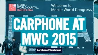 Carphone Warehouse at Mobile World Congress 2015