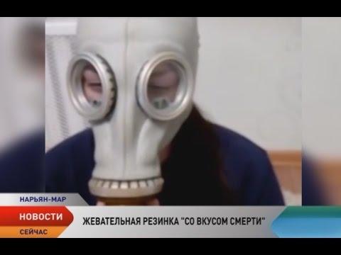 Опасная жвачка «со вкусом смерти» добралась до Ненецкого округа