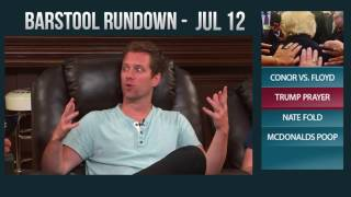 Barstool Rundown - July 12, 2017