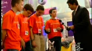 On November 8, 2013 KDKA Visited Inventionland, Take a Look!