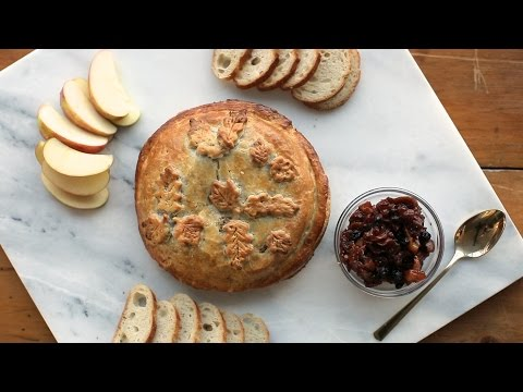 Warm Baked Brie - Everyday Food with Sarah Carey